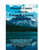 Pdf Hinsdale County Colorado Fishing & Floating Guide Book Telecharger