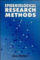 Epidemiological Research Methods