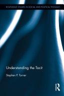 Understanding the Tacit