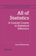 All of Statistics [Pdf/ePub] eBook