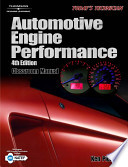 Shop Manual for Automotive Engine Performance