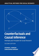 Counterfactuals and Causal Inference