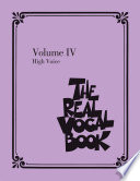 The Real Vocal Book   Volume IV