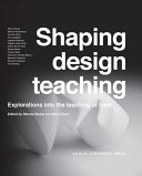 Shaping Design Teaching
