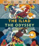 The Iliad the Odyssey Boxed Set