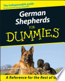 """German Shepherds For Dummies"" by D. Caroline Coile"