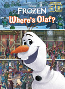 Disney Frozen  Where s Olaf  Book PDF