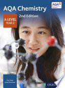 AQA Chemistry  A Level Year 2
