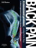 Back Pain   A Movement Problem E Book