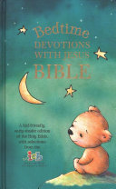 ICB  Bedtime Devotions with Jesus Bible  Hardcover