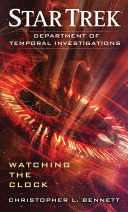 Department of Temporal Investigations: Watching the Clock Pdf/ePub eBook
