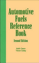 Automotive Fuels Reference Book
