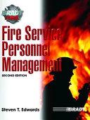 Fire Service Personnel Management Book PDF