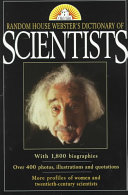 Random House Webster S Dictionary Of Scientists