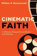 Cinematic Faith Book
