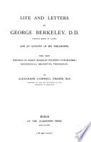 Life and letters of George Berkeley ... by Alexander Cambpbell Fraser