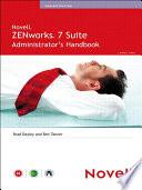 Novell ZENworks 7 Suite Administrator's Handbook