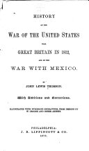 Pdf History of the War of the United States with Great Britain in 1812