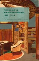 Transitions in Middlebrow Writing, 1880 - 1930 Pdf/ePub eBook