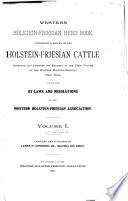 Western Holstein-Friesian Herd Book