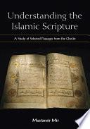 Understanding the Islamic Scripture