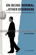 Pdf On Being Normal and Other Disorders Telecharger