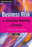 Business Risk and Simulation Modelling in Practice