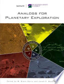 Analogs For Planetary Exploration Book