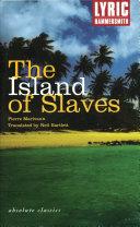 The Island of Slaves Pdf/ePub eBook