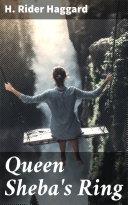 Queen Sheba's Ring Pdf/ePub eBook
