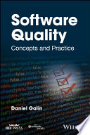 Software Quality Book