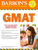 Cover of Barron's GMAT