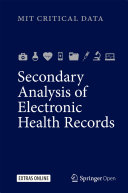 Secondary Analysis of Electronic Health Records Pdf/ePub eBook