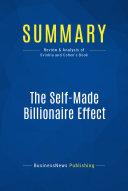 Summary: The Self-Made Billionaire Effect Pdf/ePub eBook