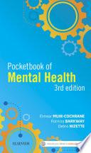 Pocketbook of Mental Health