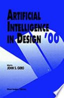 Artificial Intelligence in Design    00 Book