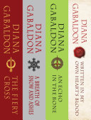 The Outlander Series Bundle: Books 5, 6, 7, and 8