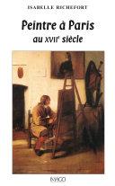 Pdf Peintre à Paris au XVIIe siècle Telecharger