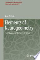 Elements of Neurogeometry