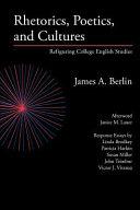 Rhetorics  Poetics  and Cultures