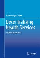 Decentralizing Health Services Pdf/ePub eBook