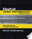 Digital Asset Management
