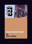 The Beastie Boys' Paul's Boutique Pdf/ePub eBook