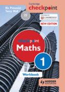 Books - Checkpoint Mathematics Workbook 1 | ISBN 9781444144017