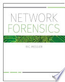 Cover image of Network forensics