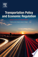 Transportation Policy and Economic Regulation Book
