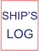 Large Ship s Log Book