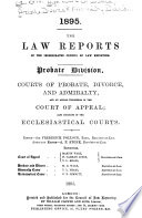 The Law Reports of the Incorporated Council of Law Reporting Book