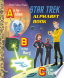 Star Trek Alphabet Book  Star Trek