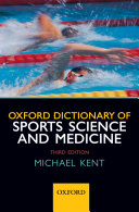 Oxford Dictionary of Sports Science and Medicine ebook